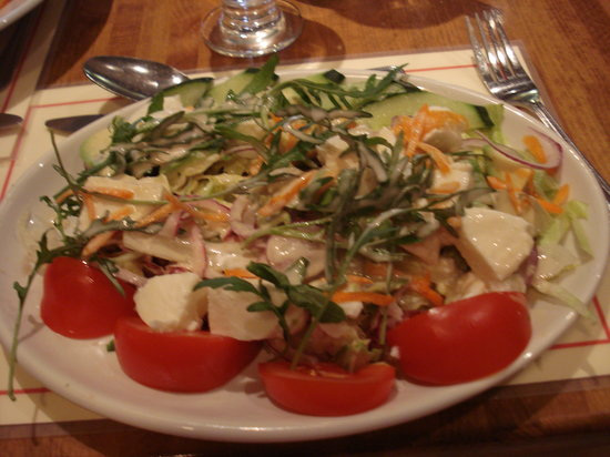 Bizzarro: Such a great salad! (Insalata Capriccoisa)
