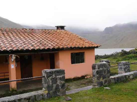 Antisana Ecological Reserve: Refugio en Muertepungo