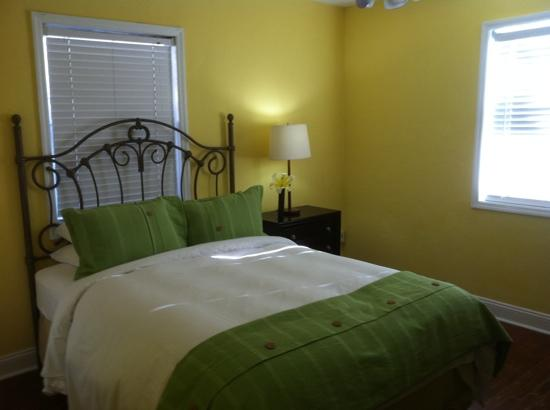 Ed Lugo Resort: One of our 2 bedrooms