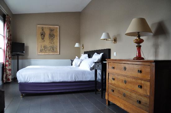 Hotel le Lavoisier : Doppelzimmer Nr. 66