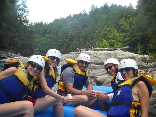 Rafting Group 107