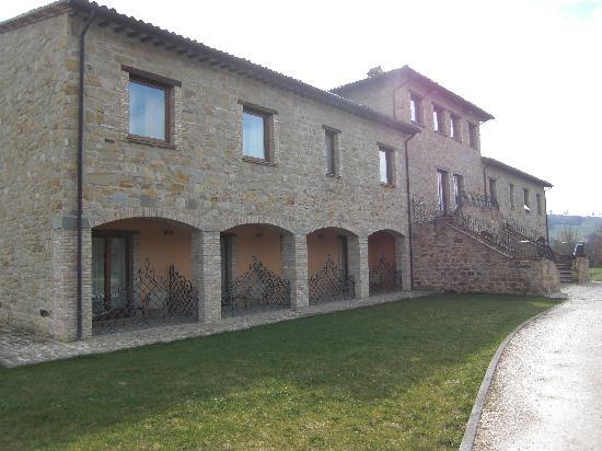 Borgo Lanciano Relais Benessere: l'edificio con le camere e la spa