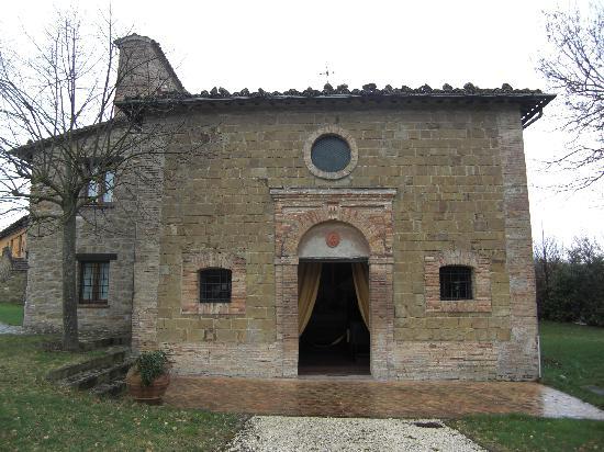 Borgo Lanciano Relais Benessere: la chiesetta del borgo