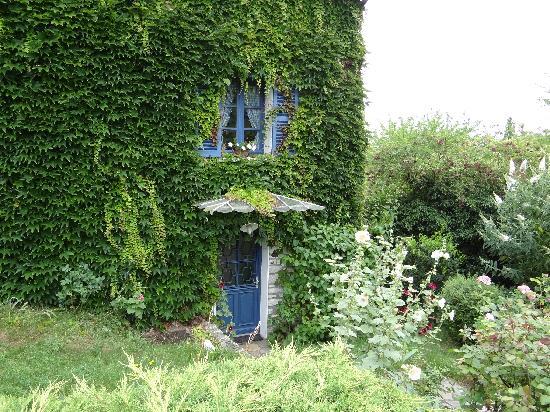 B&B Les Agapanthes : Une maison à Giverny