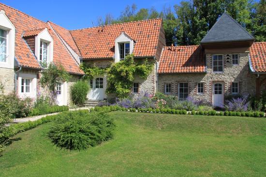 Saint-Léonard, France : Guest-rooms