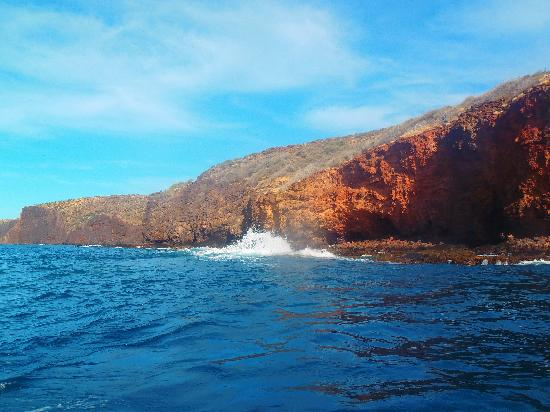Hawaii Ocean Rafting: Gorgeous day!