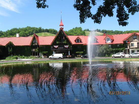 Boyne Highlands Resort: Picture of Lodge