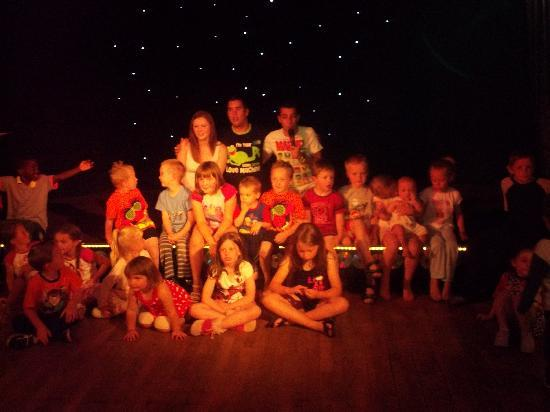 Tolroy Manor Holiday Park: group pic