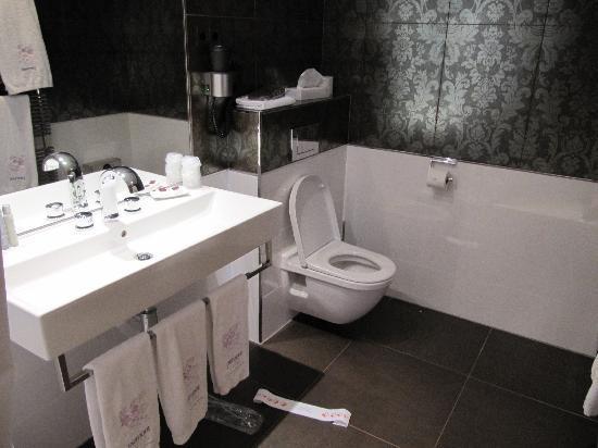 Hotel Piemont: Room