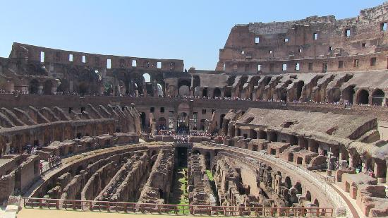 Picture Of A View Of Rome, Rome