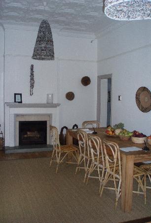 Antrim Villa: Lounge area