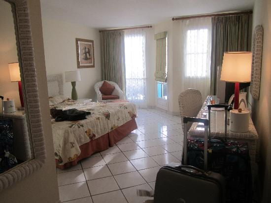 St. James's Club Morgan Bay: Our room - 503