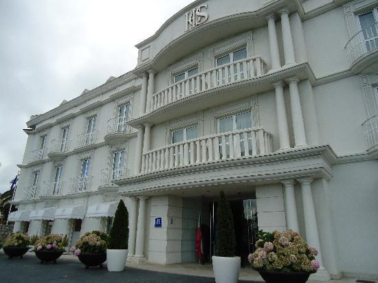 Gran Hotel Suances**** : Entrada