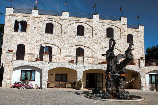 Hotel Miramonti Selva di Fasano
