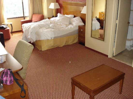 The Hotel ML: Room