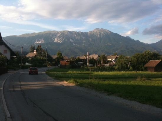 Hosteller: view from outside hostel