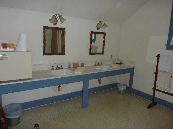 Plantation Mouton (Bois Des Chenes): salle de bain