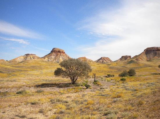 Underground Bed & Breakfast: Painted Desert