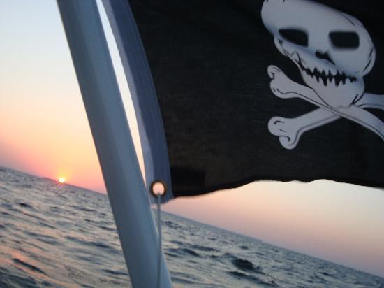 Door County Adventure Rafting: Sunset Tour
