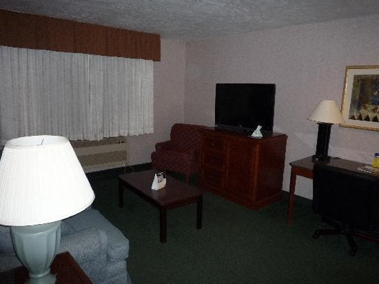 BEST WESTERN Timpanogos Inn: Suite