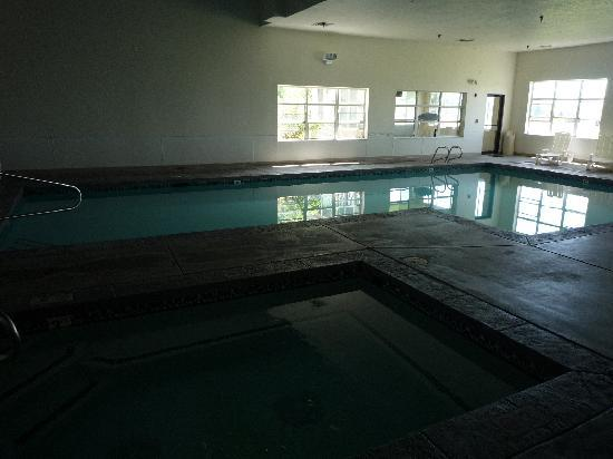 BEST WESTERN Timpanogos Inn: Pool