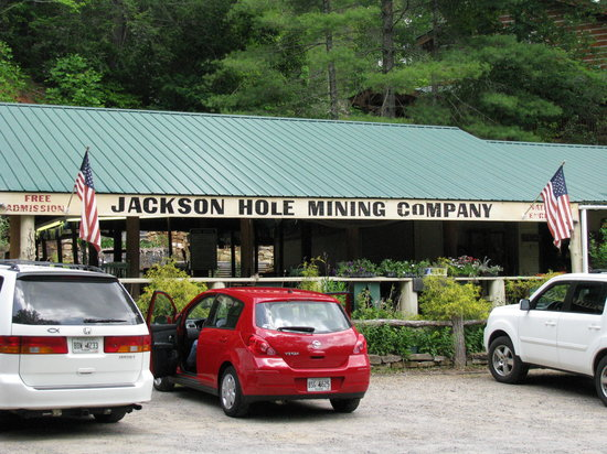 Jackson Hole Gem Mine