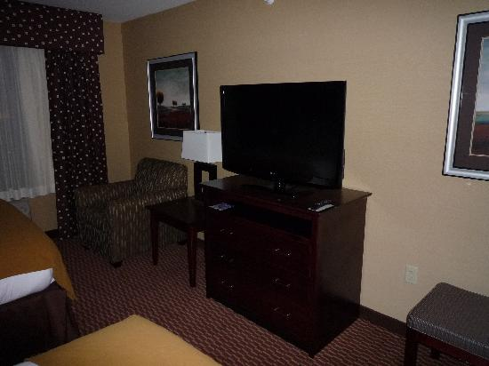 Holiday Inn Express & Suites Helena: Room TV
