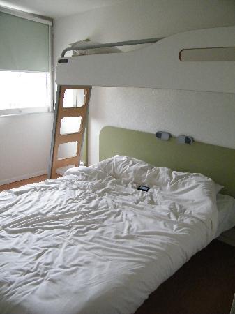 Ibis Budget Fontainebleau Avon : Room