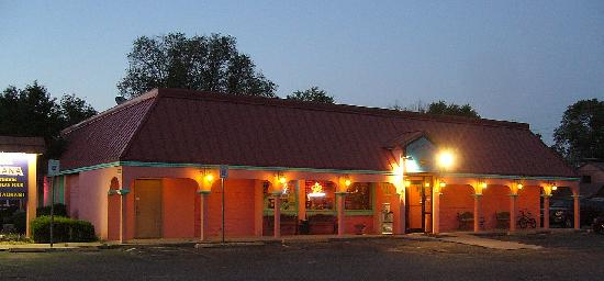 Quality Inn Durango : Fiesta Mexican restaurant next door