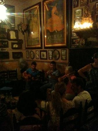 the band at casa anselmas