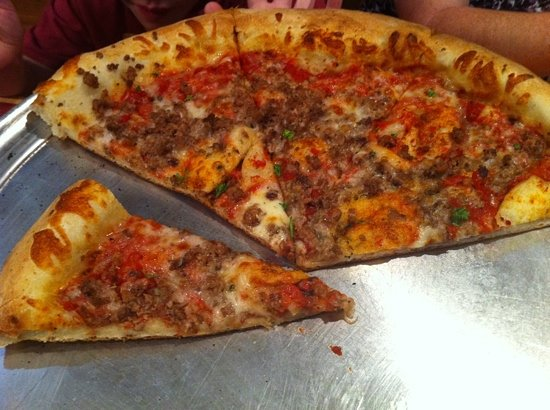 Ground Beef 16 Picture Of Homeslice Pizza Durango