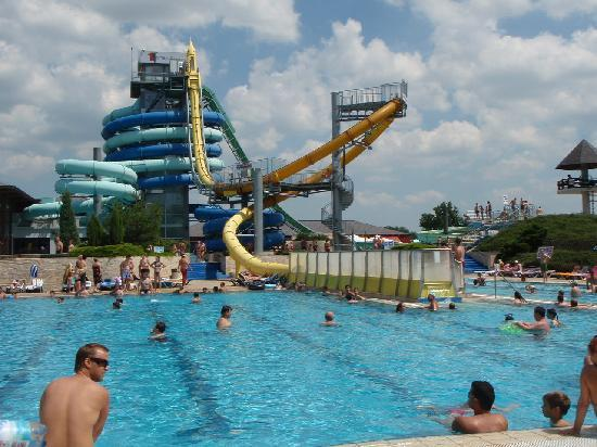 Ferienanlage Terme 3000: Aqua Loop