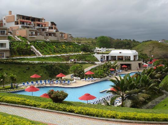 Royal Decameron Mompiche: Vista piscina