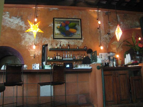 Hotel El Convento: Tapas Restaurant 2nd floor - Lunch & dinner
