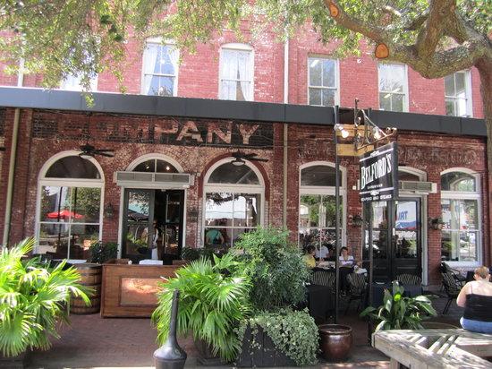 Best Lunch Restaurants In Savannah Georgia