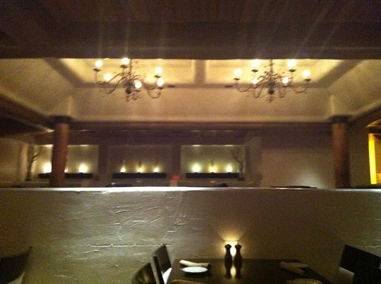 The Scott Grill: only pic I took-nice atmosphere!