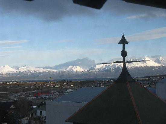 Hosteria Patagonia Jarke: Vista desde la habitacion