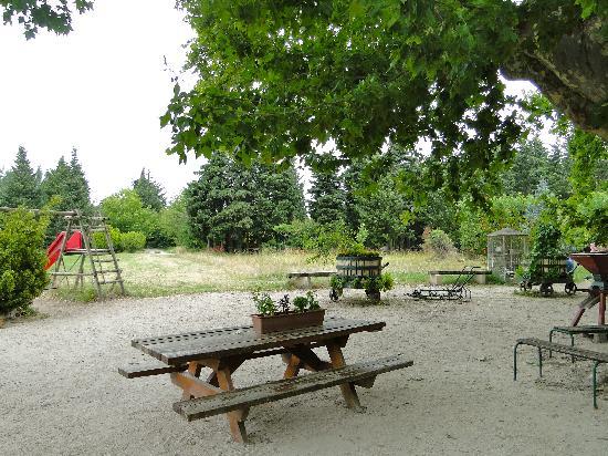 Le Mas des Vertes Rives: playground