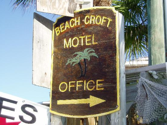 Beach Croft Motel: It's HOT!
