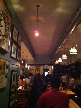 Oyster Boy: bar