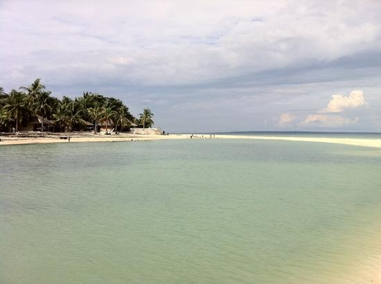 Bantayan Island, Philippines: Kota beach
