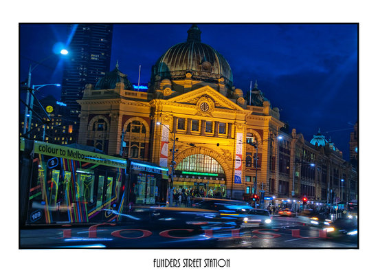 Melbourne City Highlights Photography Tour
