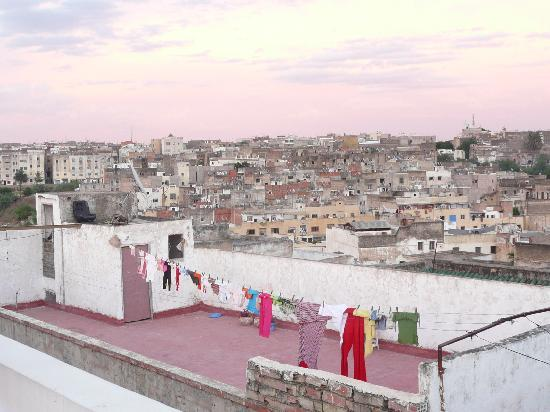 Palais Amani : Fes from Amani's rooftop