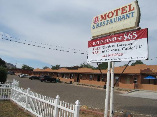 Circle d motel escalante utah picture of circle d for Circle d motel