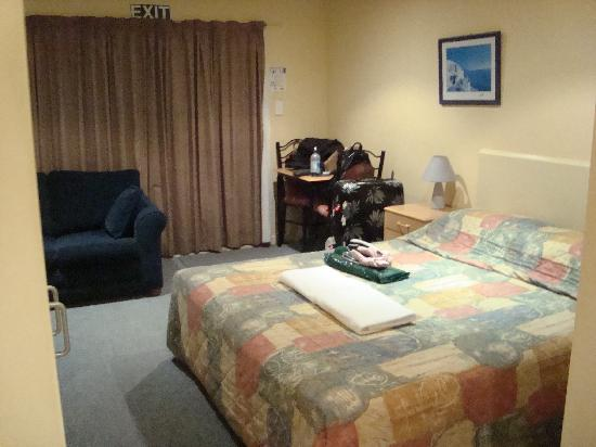 Courtesy Court Motel: Studio room