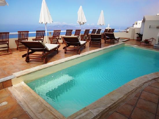 Villa Ilias Caldera Hotel