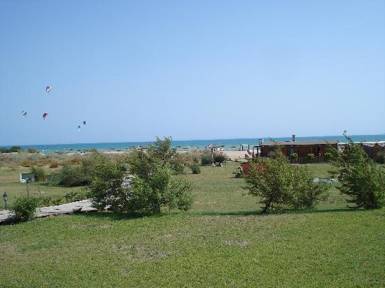 Eden Village Sikania Resort & SPA : la duna vista dalle camere