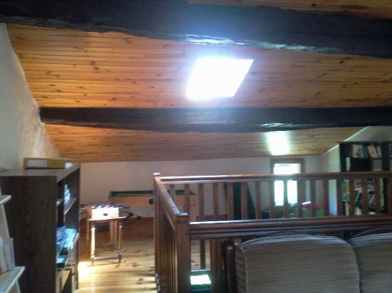 Chambres d'hotes La Plaine : l'espace détente