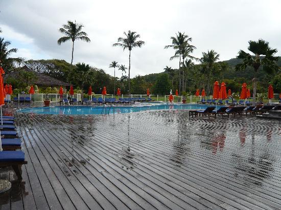 Langley Resort Hotel Fort Royal Guadeloupe : piscine