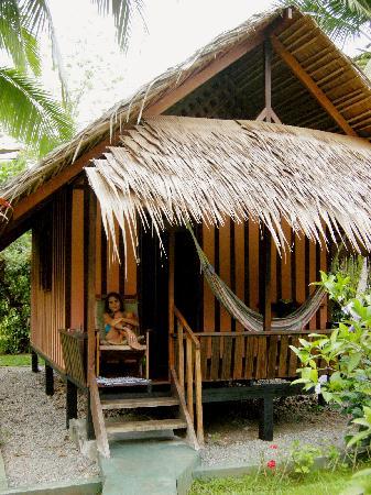 Coco Loco Lodge: cabaña